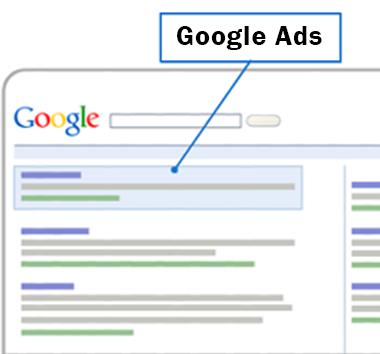 Google Search oglašavanje
