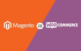 magento vs woocommerce ecommerce